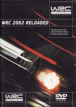 FIA World Rally Championship 2002: Reloaded DVD
