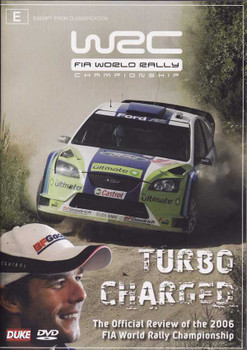 FIA World Rally Championship 2006: Turbo Charged DVD