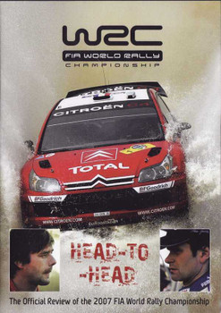FIA World Rally Championship 2007: Head - To - Head DVD