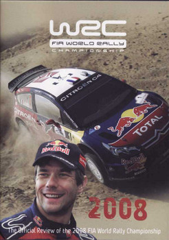 FIA World Rally Championship 2008: The Official Review DVD