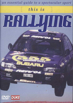 This Is Rallying: An Essential Guide To a Spectacular Sport DVD