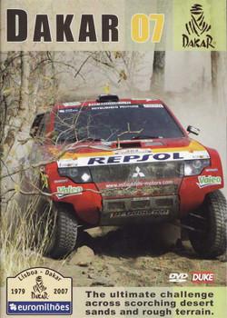 The Dakar Rally 2007: The Ultimate Challenge DVD