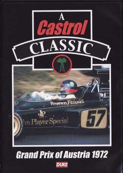 Grand Prix of Austria 1972: A Castrol Classic DVD