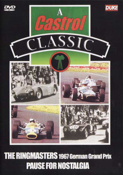The Ringmasters 1967 German Grand Prix: Pause For Nostalgia DVD