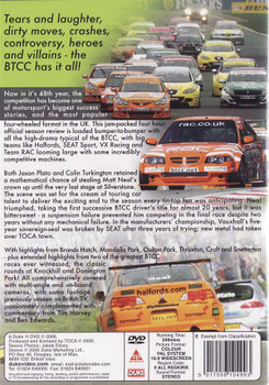 BTCC: The 2006 Dunlop MSA British Touring Car Championship DVD