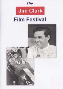 The Jim Clark Film Festival DVD