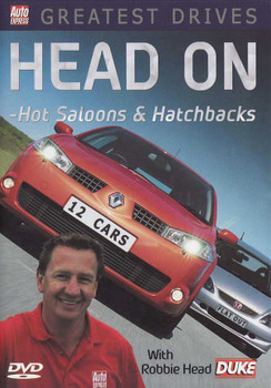 Head On - Hot Saloons And Hatchbacks DVD