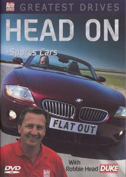 Head On - Sports Cars DVD
