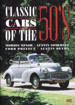 Classic Cars of The 50's DVD