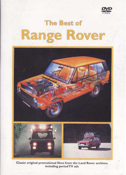 The Best of Range Rover DVD