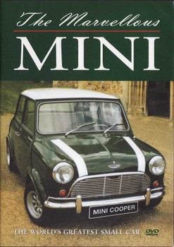The Marvellous Mini: The World Greatest Small Car DVD