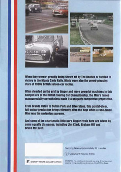1960s British Mini Racing DVD