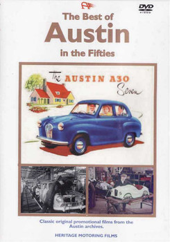 The Best of Austin In The Fifties DVD