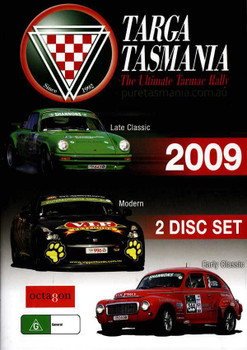 Targa Tasmania 2009: The Ultimate Tarmac Rally (2 DVD Set)