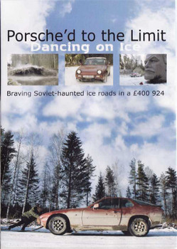 Porsche'd To The Limit: Dancing On Ice DVD