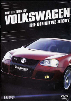 The History of Volkswagen: The Definitive Story DVD