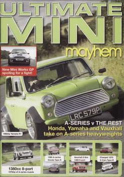 Ultimate Mini Mayhem DVD