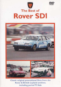 The Best of Rover SD1 DVD