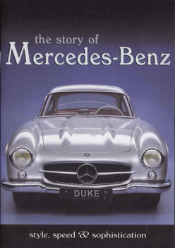 The Story of Mercedes - Benz DVD
