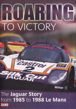 Roaring To Victory: The Jaguar Story From 1985 To 1988 Le Mans DVD