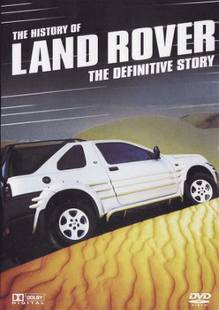 The History of Land Rover: The Definitive Story DVD