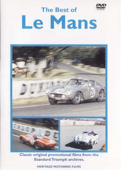 The Best of Le Mans DVD