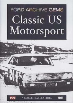 Classic US Motorsport DVD