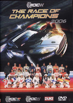 The Race of Champions 2006 DVD
