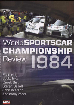 World Sportscar Championship Review 1984 DVD