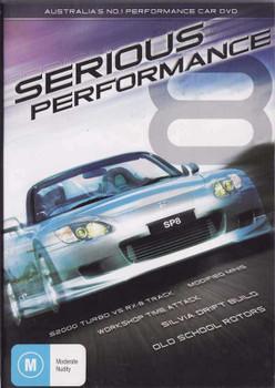 Serious Performance 8 DVD