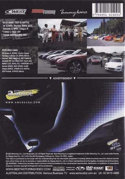Rotary Reborn: Mazda RX-8 DVD