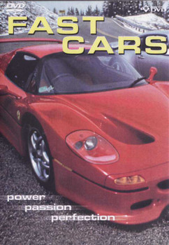 Fast Cars: Power, Passion, Perfection DVD