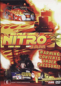 Nitro Jam Warning: Contents Under Pressere! DVD