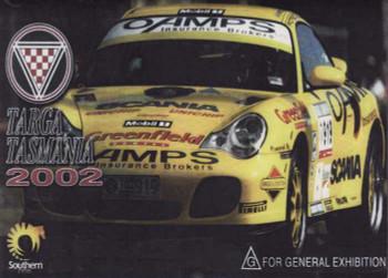 Targa Tasmania 2002 DVD