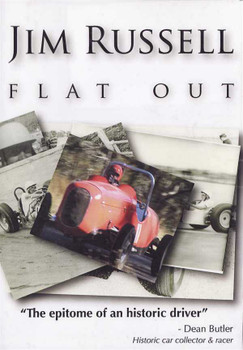 Jim Russell: Flat Out DVD