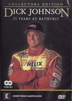 Dick Johnson: 35 Years At Bathurst (2 DVD Set)