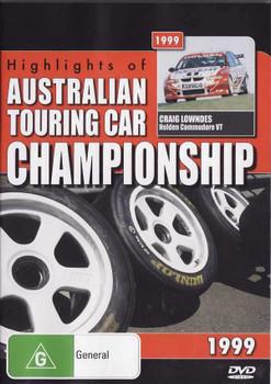 Highlights of Australian Touring Car Championship 1999 DVD