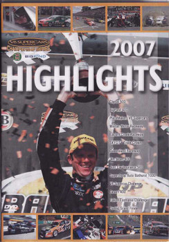 V8 Supercars Championship Series: 2007 Highlights DVD