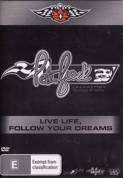 Peter Brock: Live Life, Follow Your Dreams DVD