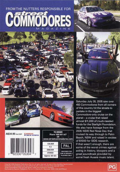 DVD V4.0: Cruise For Charity DVD