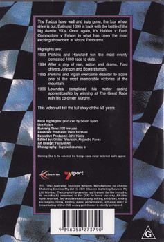 The Great Race: Mount Panorama Bathurst 1993 - 1996 DVD