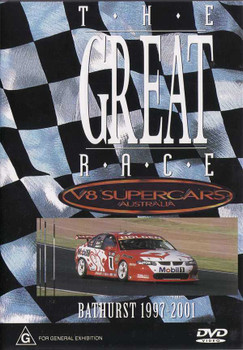 The Great Race: Mount Panorama Bathurst 1997 - 2001 DVD