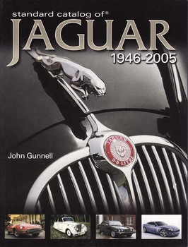 Standard Catalog of Jaguar 1946 - 2005