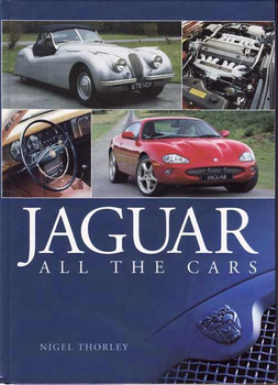Jaguar: All The Cars