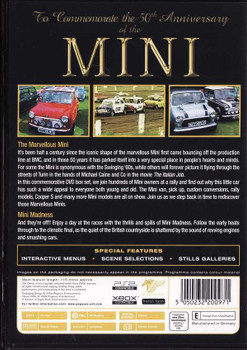 To Commemorate the 50th Anniversary of the Mini (2 DVD Set)