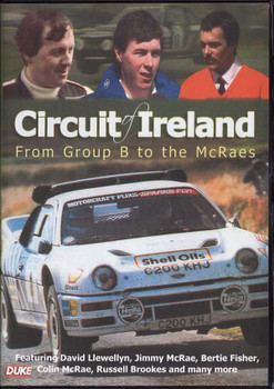 Circuit of Ireland: From Group B to the McRaes DVD