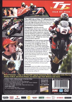 Isle of Man TT Official Review 2009 DVD
