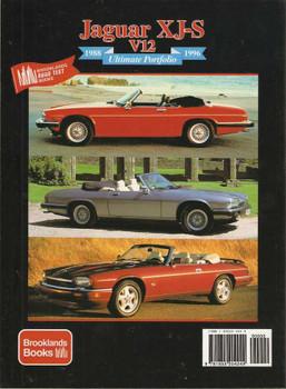 Jaguar XJ-S V12 1988 - 1996 Ultimate Portfolio