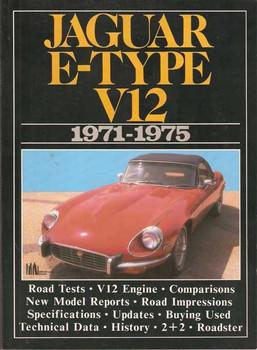 Jaguar E-Type V12 1971 - 1975