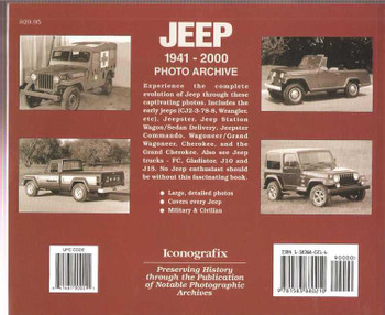 Jeep 1941 - 2000 Photo Archive